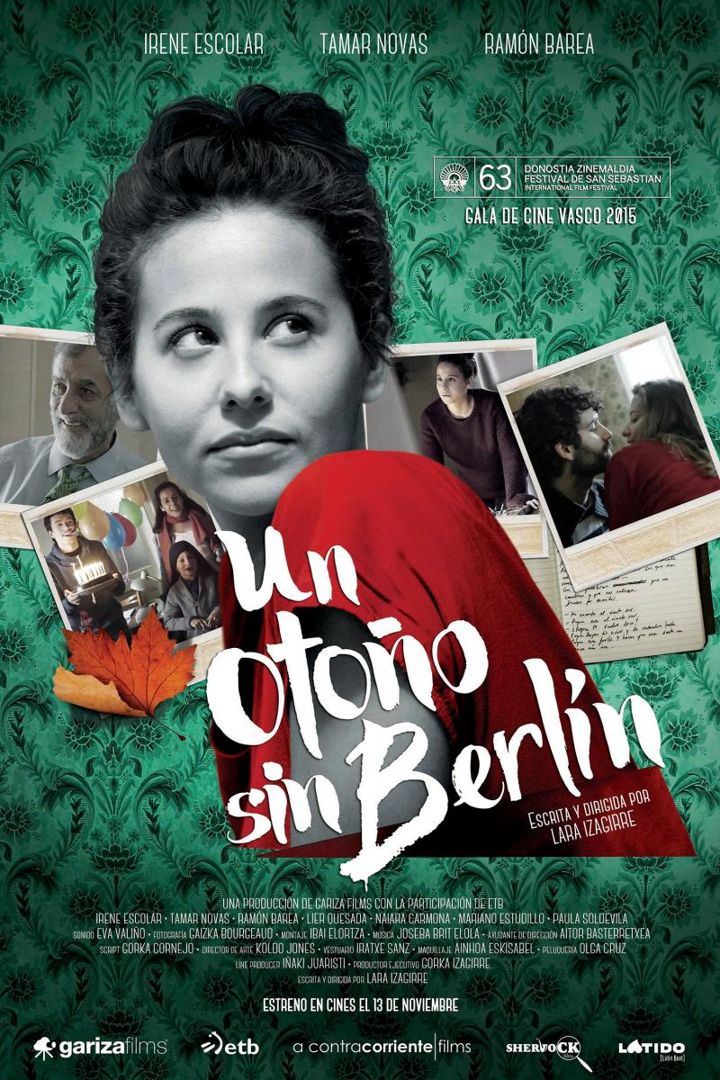 Cartell Un otoño sin Berlín