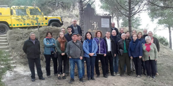 monument voluntariat ambiental