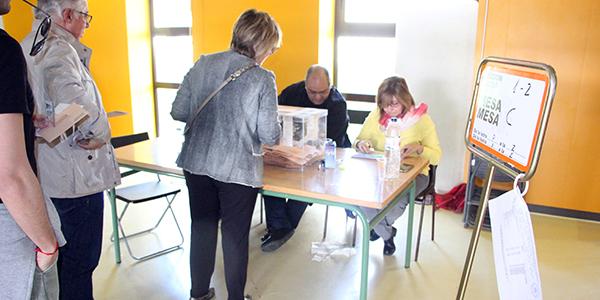 Eleccions generals Sant Sadurní