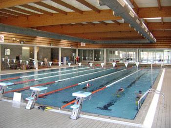 piscinas municipales de la zona delpenedes